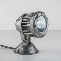 粤耀照明供应LED户外投光灯投射灯多规格七彩LED投光灯10W15WCOB射灯