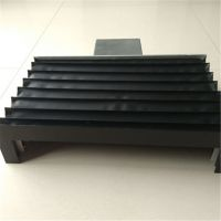 苏州风琴防护罩 机械防尘护罩厂家