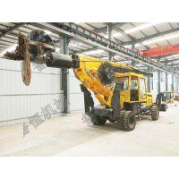 恒旺集团 轮式旋挖钻机 大口径钻孔设备 厂家现货