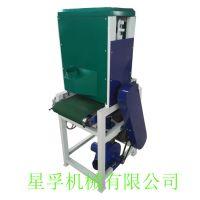 厂家供应木工机械设备星孚600单砂定尺底漆砂光机板材抛光机木工砂带机