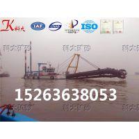 液压绞吸式清淤船、挖泥船型号、河道清淤机械设备