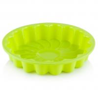 厂家供应烘培硅胶烤盘 硅胶面包烤盘 DIY蛋糕烤盘 达到出口标准