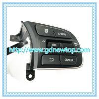 起亚 K5 KX5 极睿 汽车影音 定速巡航控制开关 方向盘多功能按键开关