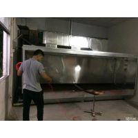 加工定制水帘柜 车间喷漆柜 小型喷油柜 锋易盛制造喷油喷漆设备