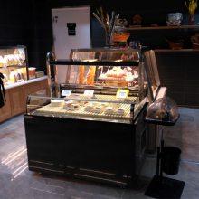 福建厦门蛋糕店面包展示柜可以定制尺寸吗