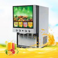 郑州新思想新品四阀果汁机,质量好操作快,餐饮业必备设备
