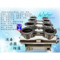自来水厂|矿泉水厂|纯净水厂水处理设备,紫外线消毒杀菌设备