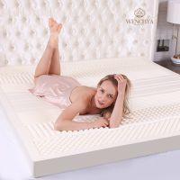 维提雅乳胶床垫10cm席梦思床垫1.5米,1.8m床单双人天然乳胶床垫床榻,榻榻米垫子,支持定制