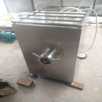 130型绞肉机 冻肉绞肉机 康汇机械商用绞切肉设备