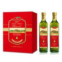 橄倍尔特级初榨橄榄油简装礼盒750ml* 2
