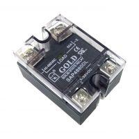 无锡固特GOLD厂家直供单相交流SSR SAP4815D-L 15A 带LED指示 UL认证