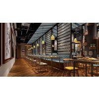 贵阳自助餐厅设计装修餐台要注意的事项-筑格装饰