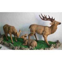 厂家直销 动物雕像 仿真长颈鹿 仿真动物 创意工艺品