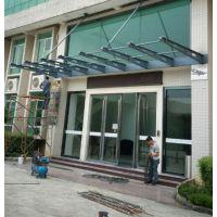安装大门遮阳棚,钢结构雨棚,停车雨棚,汽车雨蓬,钢结构遮阳棚
