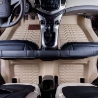 科鲁兹脚垫全包围专车专用雪佛兰汽车脚垫新老款三厢两厢15大翻边