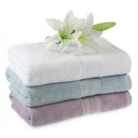辉腾公司供应酒店纯棉平缎毛巾 活性印染浴室毛巾