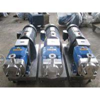 泰盛凸轮转子泵工艺精良,加工精细,售后无忧
