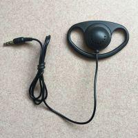 厂家专业订制单声道耳挂耳机语音 导游挂耳耳机
