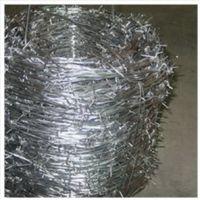 批发瑞才林场冷镀锌刺铁丝护栏网(7-10米/公斤)
