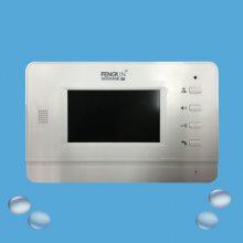 丰林可视楼宇对讲门铃FL-2000MV14T室内电话可视分机功能参数