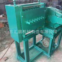 广州小型废旧钢筋调直机 排孔定做 可一次多根调直 汇鹏