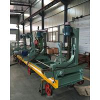 出口泰国工厂专用MJ型左式木工带锯机 3米电动简易跑车配套推荐