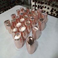 电镀玫瑰金、真空镀膜加工、五金制品真空电镀加工、纳米PVD镀膜、艺延实业