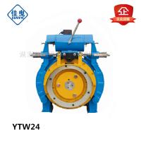 佳曳电梯曳引机/YTW24永磁同步无齿轮曳引机/佳能电梯配件/全新