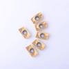 贝思克数控刀具硬质合金铣刀片钨钢R0.8刀粒APMT1604PDER-BS4030