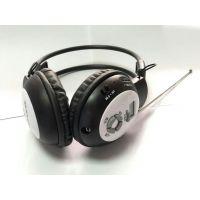 新生四六级考试听力耳机 红外调频双通听力耳麦