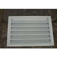 广州德普龙优质单层铝百叶窗易安装厂家供应