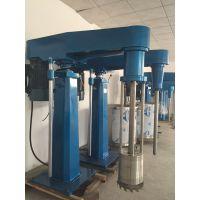 11KW立式篮式砂磨机 适用于固-液 化工液体产品