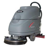 武汉学校洗地机克力威手推式洗地机XD20WE