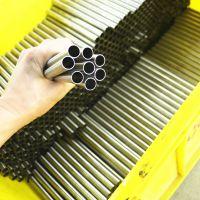东莞厂家直销 装饰用不锈钢201管光面制品圆管规格齐全可加工定制