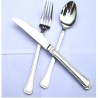 加厚牛排刀叉 高档不锈钢西餐刀叉勺套装西餐具