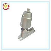 山东阀门厂家生产气动角座阀焊接式 DN50不锈钢材质双气控角座阀