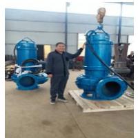 JDWQ铰刀潜水排污泵,吉林大型切割排污泵,不堵塞切割污水,泵城直供