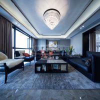 皇冠国际装修|重庆南岸皇冠国际大平层装修,江景房设计