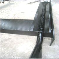 机床螺杆式排屑器/入口机床螺旋排屑机