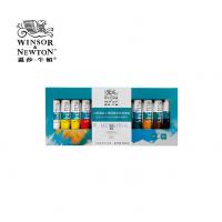 温莎牛顿12色18色24色丙烯画颜料 墙绘手绘颜料专用