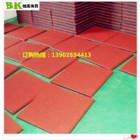 广州户外橡胶地垫 耐用防滑地板 25mm厚橡胶地垫厂家直销