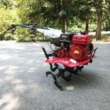 自走式小型开沟旋耕机 乐丰机械 手把360度旋转的旋耕机