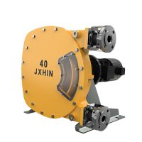 翻砂铸铁一体软管泵-配套高质量原装进口软管-国产最优质JXHIN40工业软管泵