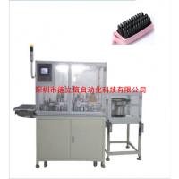负离子电动梳子自动组装机德立信自动化