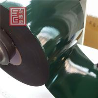 PE双面泡棉胶带 绿膜黑色泡棉双面胶 1mm厚汽车泡棉双面胶带 包邮