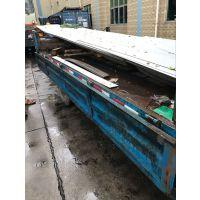 南沙201不锈钢工业板 厚板拉砂剪切加工