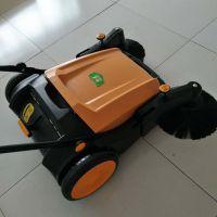 厂家热销新型合美HM920手推式扫地机厂区学校道路清扫机无电节能小型吸尘器