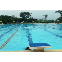 登封市室外游泳池水处理设备 碧源by-55 泳池恒温设备