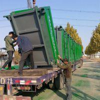 河北绿美供应小型垃圾箱 3立方勾臂式垃圾箱 5立方垃圾箱 厂家批发