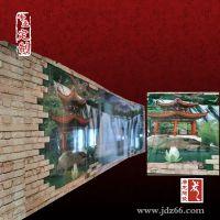 设计文化墙厂家 唐龙陶瓷定制